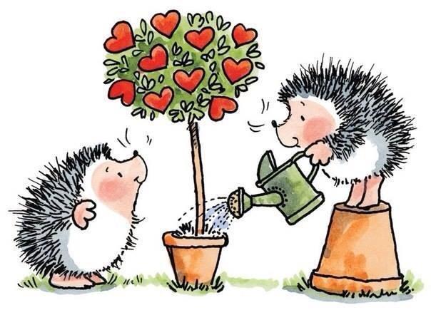 Любить — это…