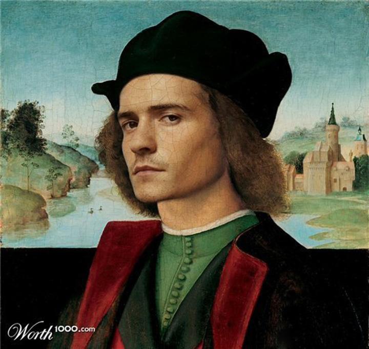 Знаменитости в эпоху Ренессанса