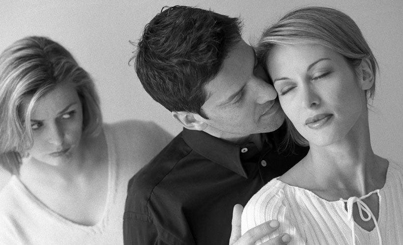 фото муж жена и любовница