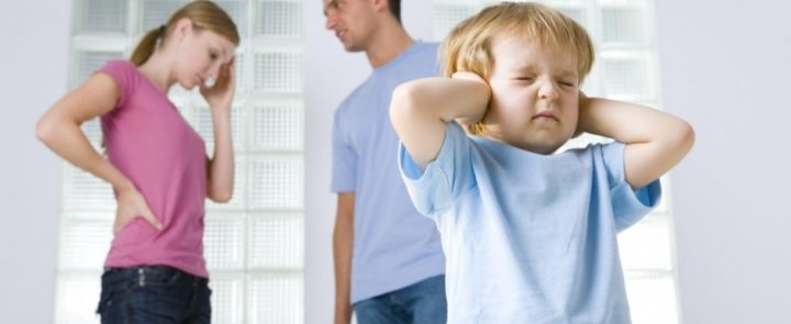 Никогда не говорите ребенку, что его мама плохая